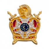 Aplique Demolay